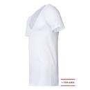 Unterziehshirt V-Shirt tief Protorio